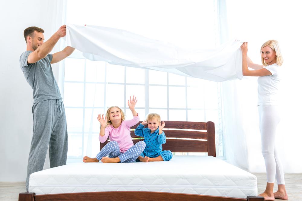 materac do spania dla dzieci