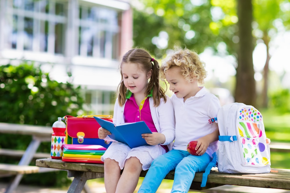 Plecaki szkolne dla chlopca i dziewczynki