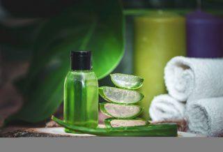 Aloesowe kosmetyki